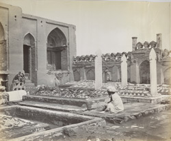 Tombs of Hazratgi & Shere Ali's father [Kandahar].